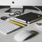 desk space digital worker
