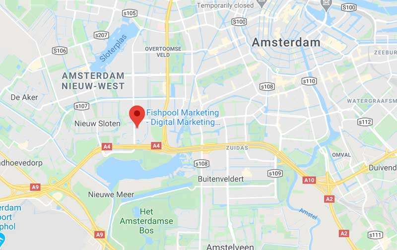 Fishpool Marketing - Digital Marketing Agency Amsterdam